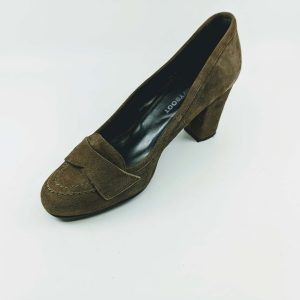Heeled loafers for sale