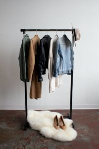 Decluttering your wardrobe