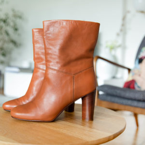 second hand ankle boots M J