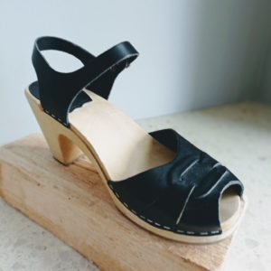 Sandales clogs second hand
