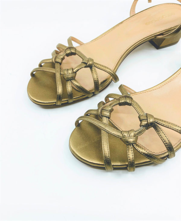 Sandals with square heels Sergio Rossi
